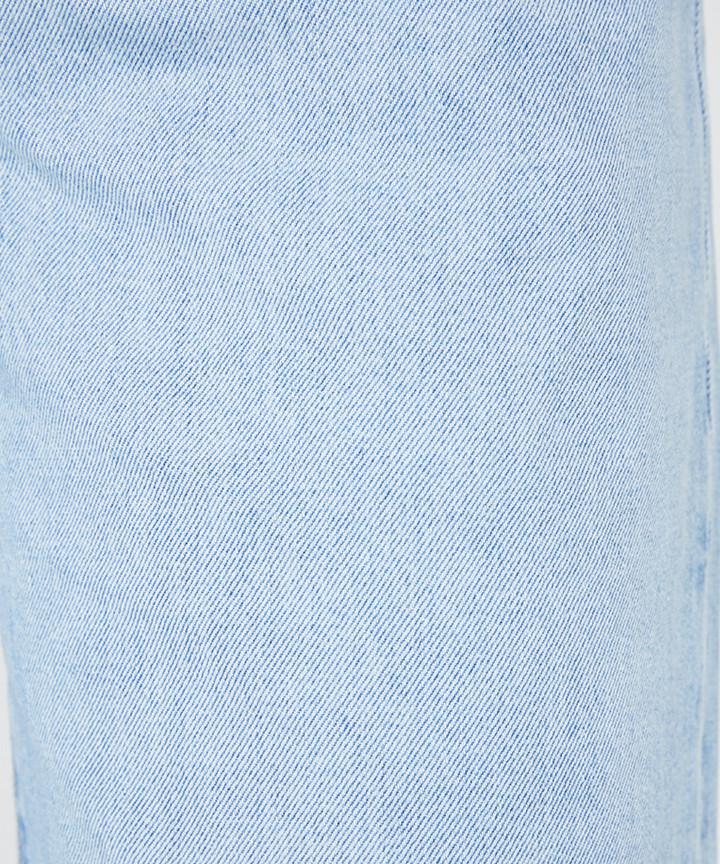 Nobody Lou Jeans Crop Revere Blue