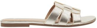 Marc Fisher Kayli Leather Slides