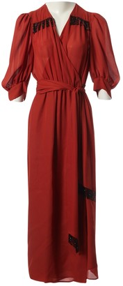 Christian Pellizzari Red Dress for Women