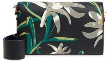 Diane von Furstenberg Soiree Leather Convertible Crossbody Bag
