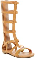 Jessica Simpson Natural Smooth Gladiator Sandal (Little Kid & Big Kid)