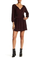 Soft Joie Long Sleeve Front Keyhole Dress