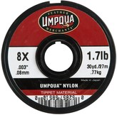Umpqua Feather Merchants Umpqua Nylon Tippet Material - 30 yds., 8X-0X