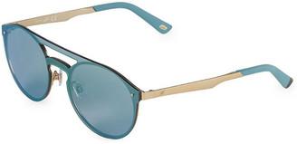 Web Eyewear Women's We0182 51Mm Polarized Sunglasses