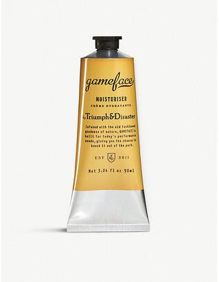 Gameface moisturiser 90ml