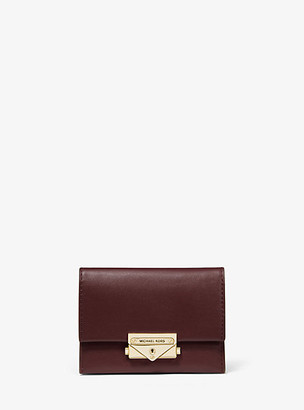 Michael Kors Cece Small Leather Card Case