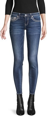 Vigoss Stretch Ankle Jeans