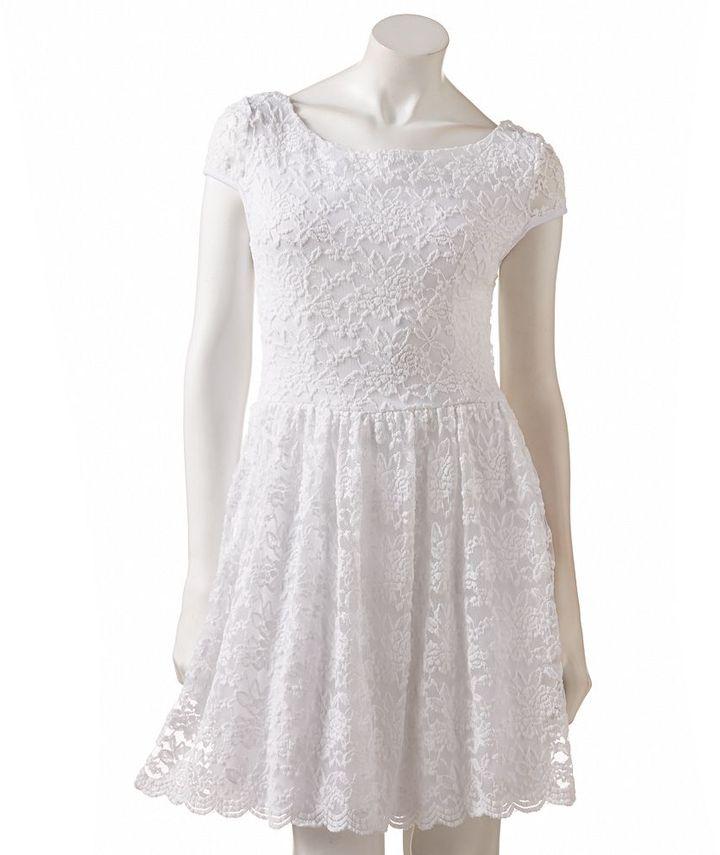My Michelle lace dress - juniors