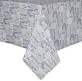 John Lewis Nordic Coast Wipe Clean Tablecloth