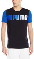 Puma Men's Running Logo Tee