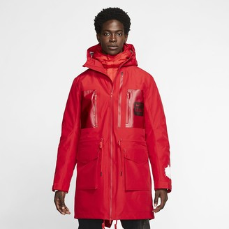 Nike 3-Layer Fishtail Parka x Undercover