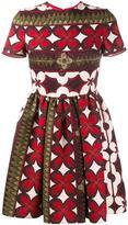 Valentino floral print bambolina dress