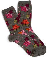 Vera Bradley Falling Flowers Socks