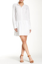 Splendid Cotton Collection Long Sleeve Shirtdress