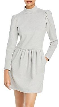 Rebecca Taylor La Vie Long Sleeve Jersey Dress