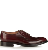 Paul Smith Victor leather derby shoes