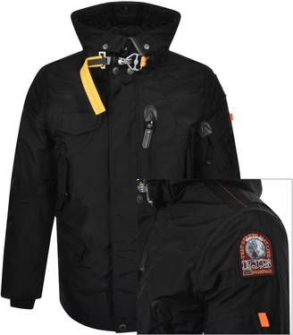 Parajumpers Right Hand Base Parka Jacket Black