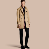 Burberry The Chelsea – Mid-length Heritage Trench Coat