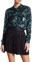 Haute Hippie To JJ with Love Silk Blouse