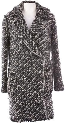 Lanvin Grey Wool Coat for Women