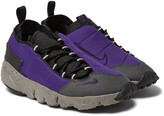 Nike - Air Footscape Ripstop Sneakers