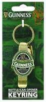 Guinness Bottle/Can Opener Keychain with St James Gate Design Ireland Collection