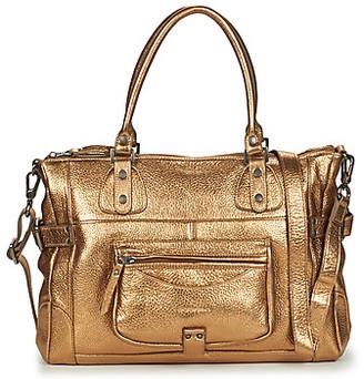 Sabrina CAMILLE women's Handbags in Gold