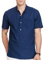 Lauren Ralph Lauren Standard-Fit Cotton Shirt