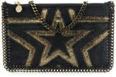 Stella McCartney Falabella star clutch