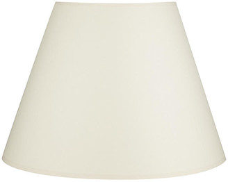 Bunny Williams Home Paper Lampshade - White 15""