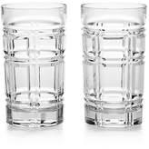 Ralph Lauren Home Set of 2 Greenwich Highball Glasses