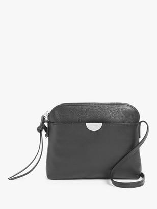 Coccinelle Mini Leather Cross Body Bag, Noir