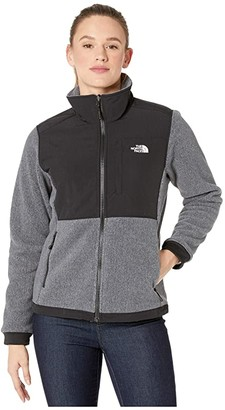 The North Face Denali 2 Jacket (Charcoal Grey) Women's Coat