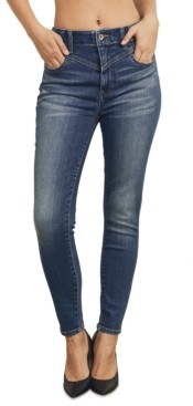 KENDALL + KYLIE Juniors Front Yoke Jeans