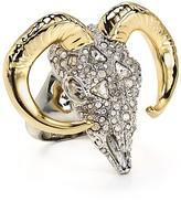 Alexis Bittar Crystal Ram Ring