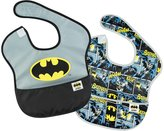 Bumkins DC Comics SuperBib - Polyester - Superman - 2 ct