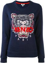 Kenzo Tiger sweatshirt - women - Cotton - L