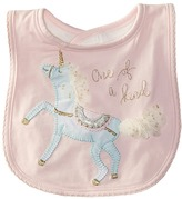Mud Pie Unicorn Bib Accessories Travel
