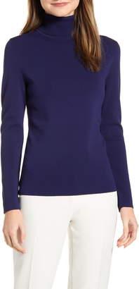 Anne Klein Long Sleeve Turtleneck Sweater