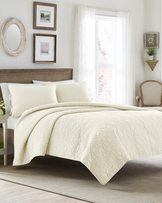 Laura Ashley Felicity Quilt Set