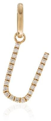 Rosa De La Cruz U 18K yellow gold diamond bracelet