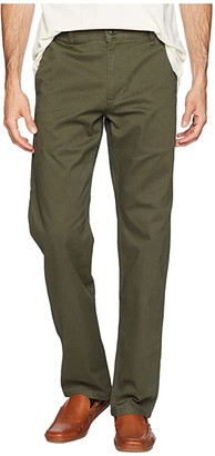 Dockers Straight Fit Original Khaki All Seasons Tech Pants (Steelhead) Men's Casual Pants