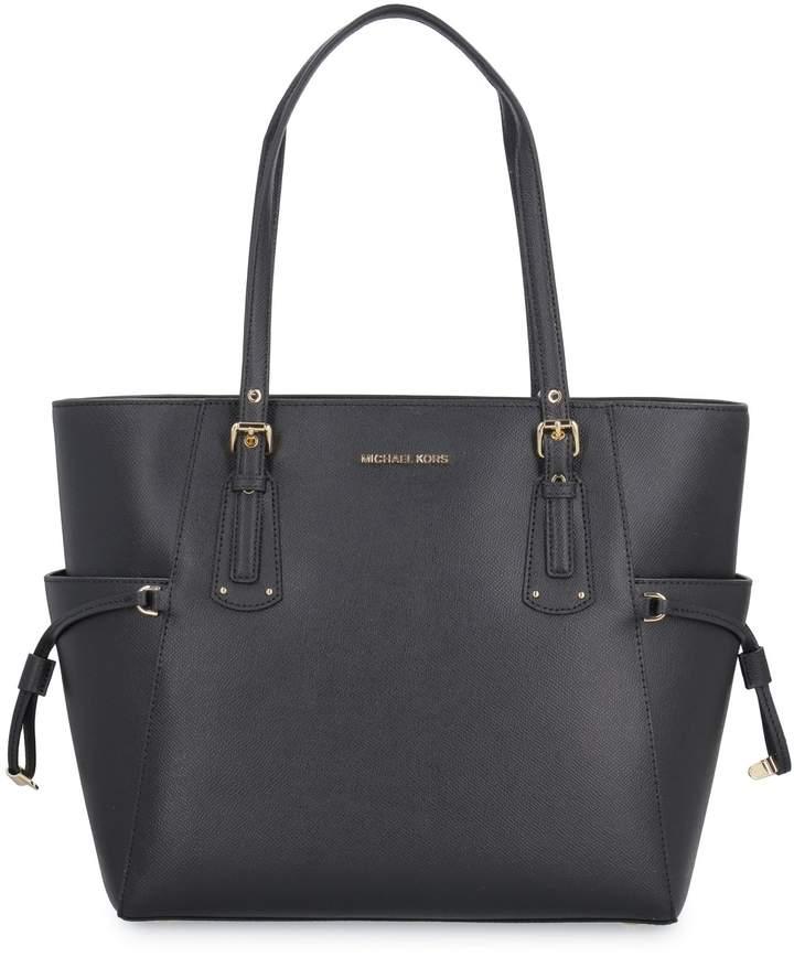 d540a8d8347ec1 Michael Kors Black Tote Bags - ShopStyle