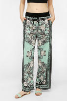 Urban Outfitters Angie Wide-Leg Floral Pant