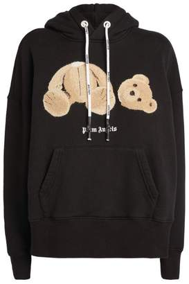 Palm Angels Bear Graphic Hoodie