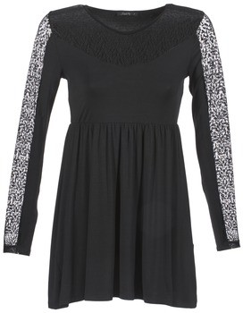 School Rag ROSELYN women's Dress in Black