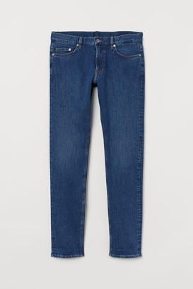 H&M Slim Selvedge Jeans - Blue