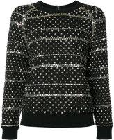 Ashish studded sweatshirt