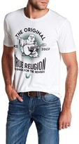 True Religion Real Deal Short Sleeve Crew Neck Tee