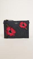 Kate Spade Cameron Street Poppy Dilon Cross Body Bag